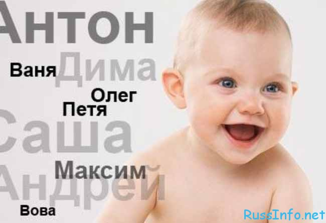 самое популярное мужское имя в России в 2018 году