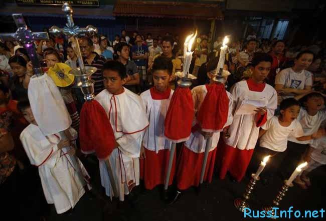 Пасха в 2018 году какого числа у католиков