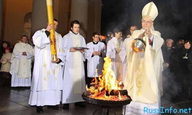 когда будет Католическая Пасха 2020