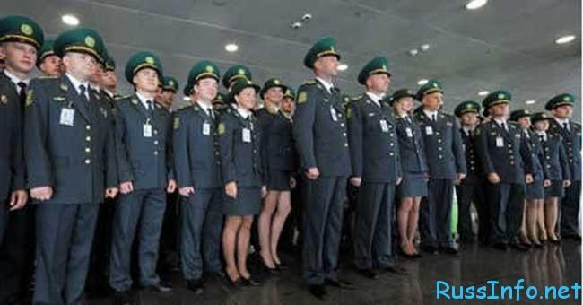 повышение окладов таможенникам в России последние новости