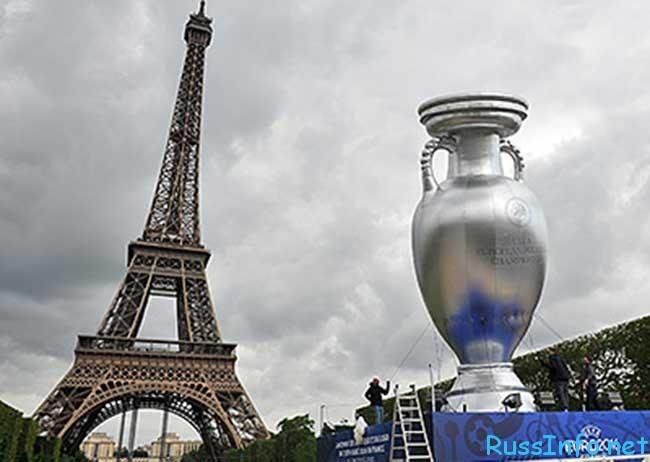 где будет проходить Евро-2016 по футболу