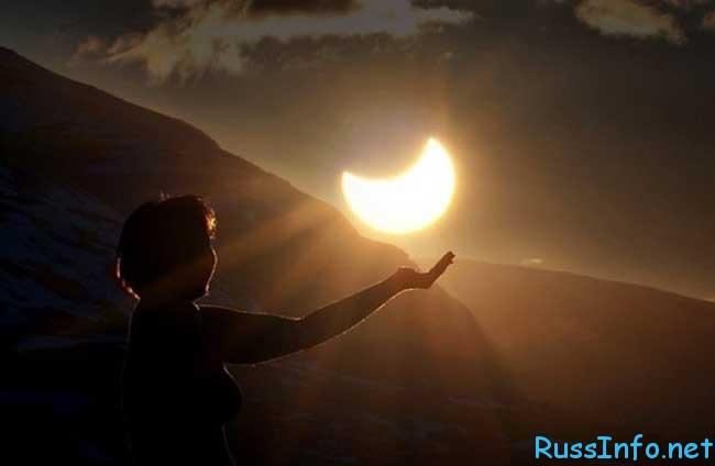 солнечные и лунные затмения в 2018 году