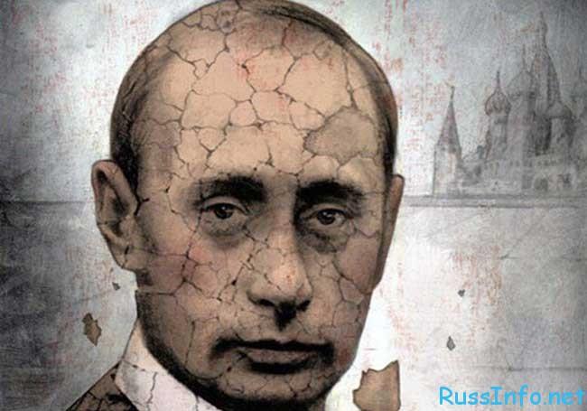 подтверждающее видео неизбежности краха России в 2016 году