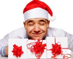 подарки подарить на Новый год 2018
