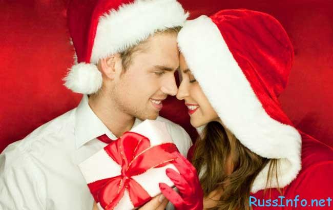 список подарков парню к Новому 2019 году