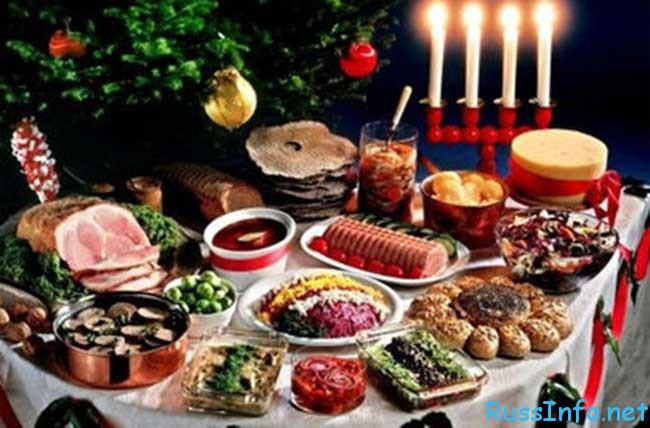 новогодние салаты с фото и рецепты