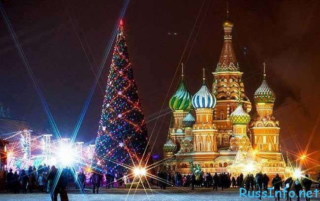 где в России можно хорошо встретить новый 2019 год