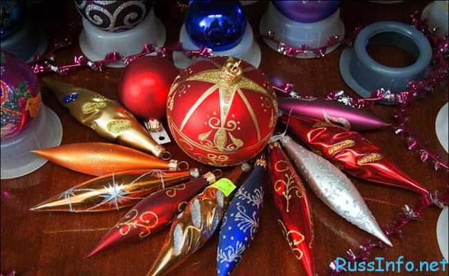 ёлочные новогодние игрушки на Новый год 2019 своими руками