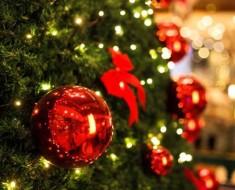 новогодняя нарядная елка 2018 своими руками