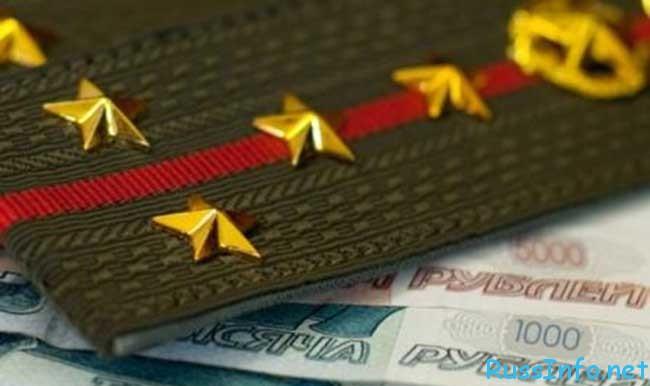 каким будет повышение военных пенсий в 2016 году
