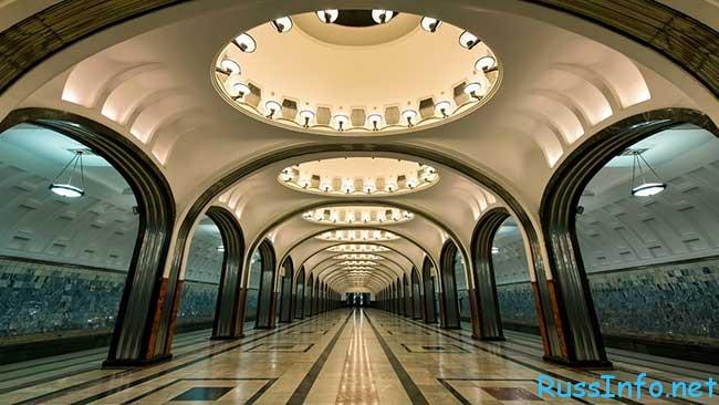 Метро Москвы в 2016 году будет
