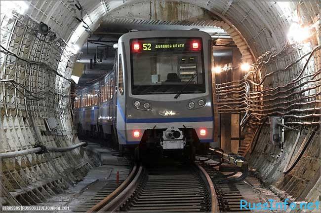 метро Москвы в 2018 году
