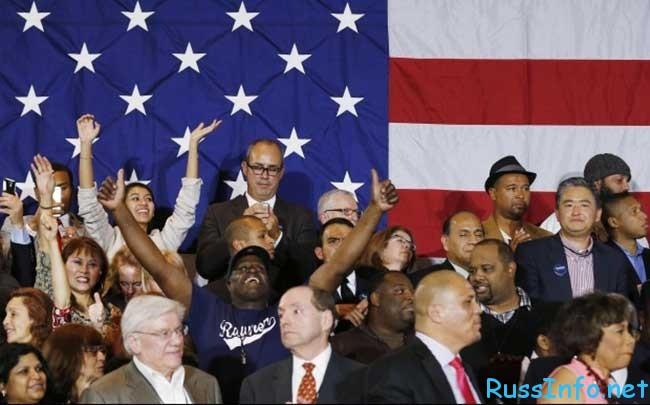 кандидаты на выборы президента США в 2016 году