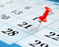 перенос праздничных и выходных дней в России в 2018 году