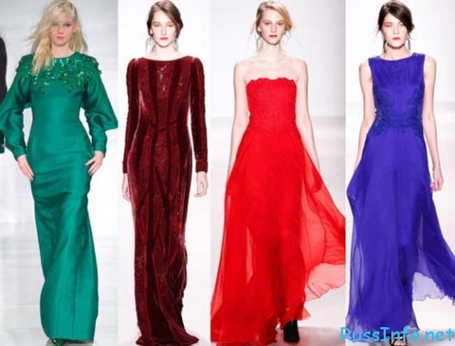 модные цвета нового 2020 года