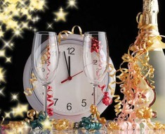 пожелания с Новым годом 2018
