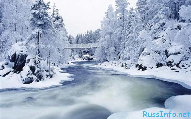 какая будет зима на Урале 2017-2018 года