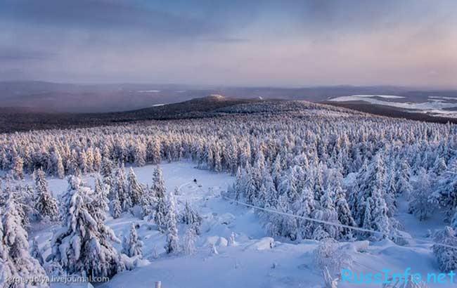 прогноз на зиму в северном Урале 2017-2018 года