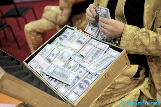 отток капитала из России 2016