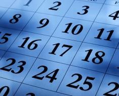 рабочий производственный календарь на январь 2020 года