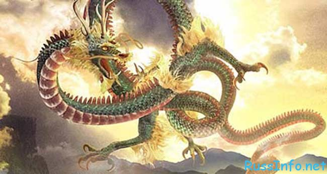 восточный гороскоп на 2018 год Дракон