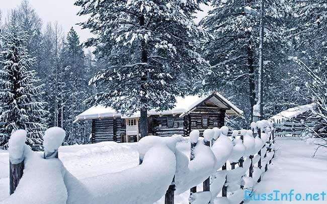 какой будет зима 2017-2018 в Москве по народным приметам