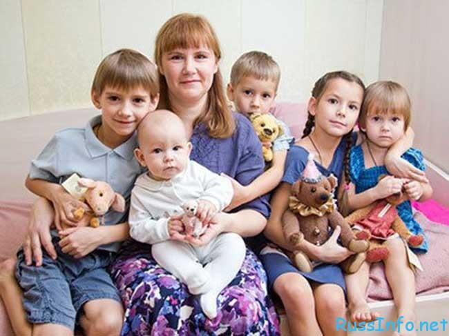 какие будут льготы многодетным семьям в 2016 году