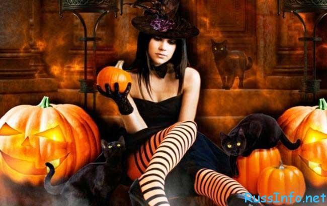 какого числа хэллоуин в америке