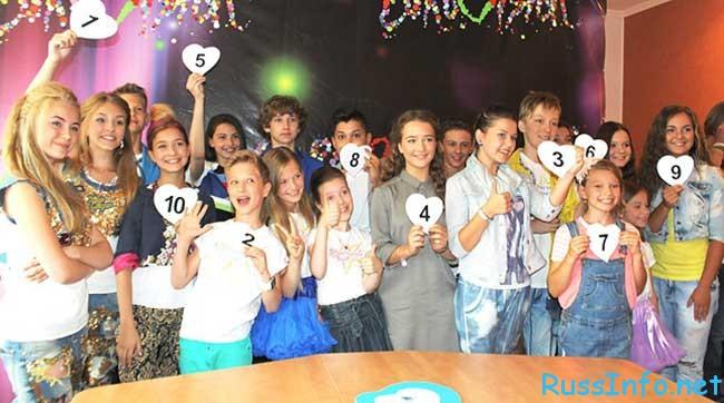 детское Евровидение в 2016 году, отбор