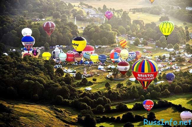 фестиваль воздушных шаров 2018