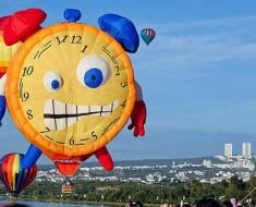 традиции празднования фестиваля воздушных шаров в 2018 году