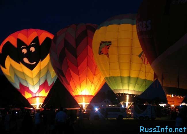 какого числа Фестиваль воздушных шаров в 2018 году