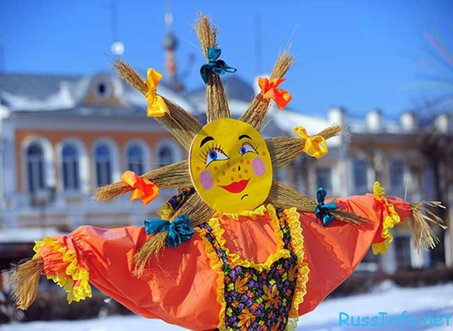 дата праздника Масленицы в 2018 году в России