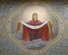 праздник Покрова Пресвятой Богородицы 2018 года
