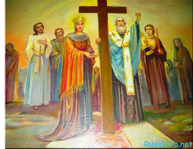 день Воздвижения Животворящего Креста Господня в 2018 году