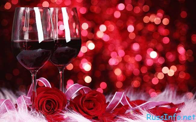 традиции празднования дня Святого Валентина 2018