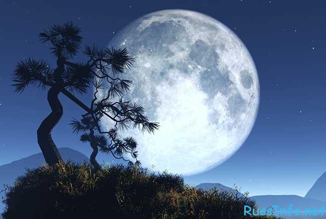 лунный календарь на 2018 года фазы луны скачать