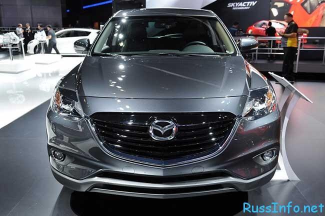 Новая Mazda CX-9 2016 года