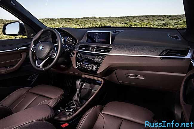 цена на новый BMW X1 2016 модельного года, фото