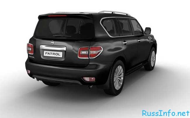 Новый Nissan Patrol 2016 года