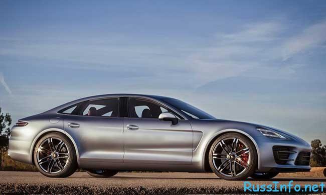 Новый Porsche Panamera 2016 года