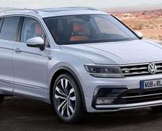 начало продаж VW Tiguan 2016 в России
