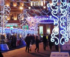 новогодней ярмарки в Санкт-Петербурге 2015-2016