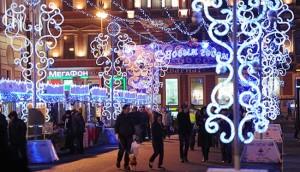 новогодней ярмарки в Санкт-Петербурге 2017-2018