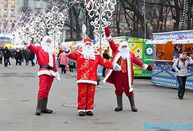 рождественская ярмарка в Санкт-Петербурге 2019-2020