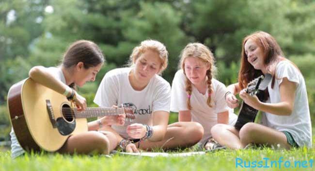 школьные летние каникулы 2020
