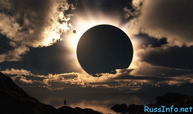 солнечные затмения в 2020 году