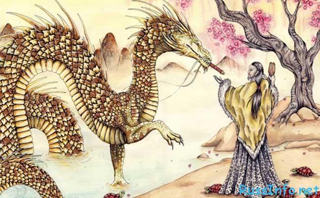 китайский гороскоп на 2018 год для Дракона