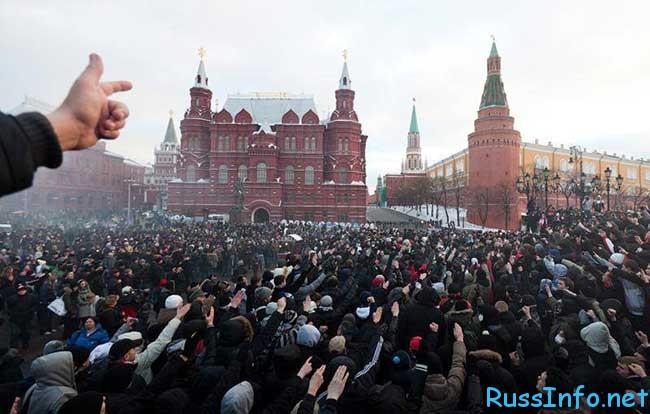 предсказания о революции в России 2016