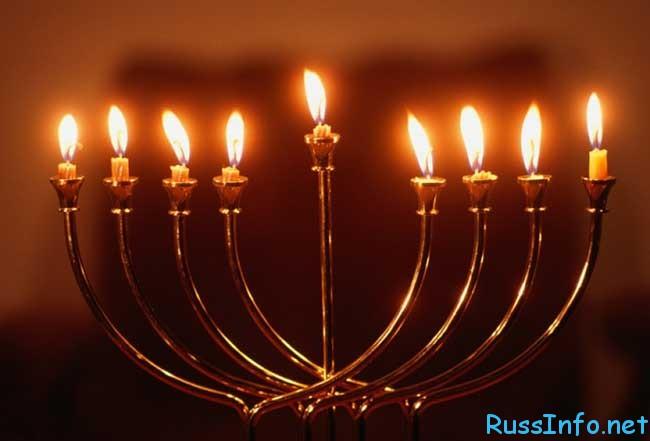 еврейские праздники 2018